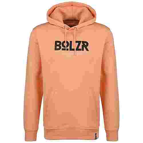 Bolzr Bolzr Hoodie Herren orange / schwarz