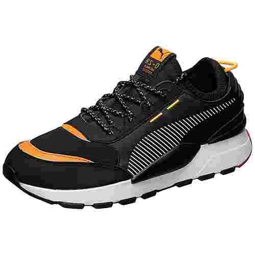 PUMA RS-0 Trail Fitnessschuhe Herren schwarz / orange