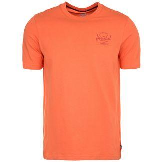 Herschel Tee T-Shirt Herren korall