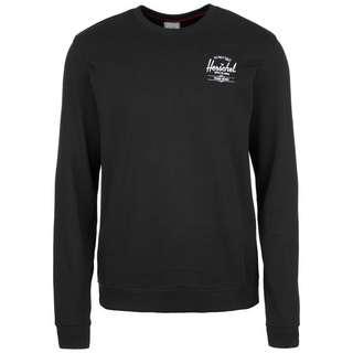 Herschel Crewneck Sweatshirt Herren schwarz / weiß