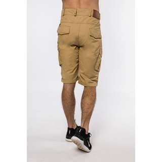 ALIFE AND KICKIN PhilippeAK Shorts Herren camel
