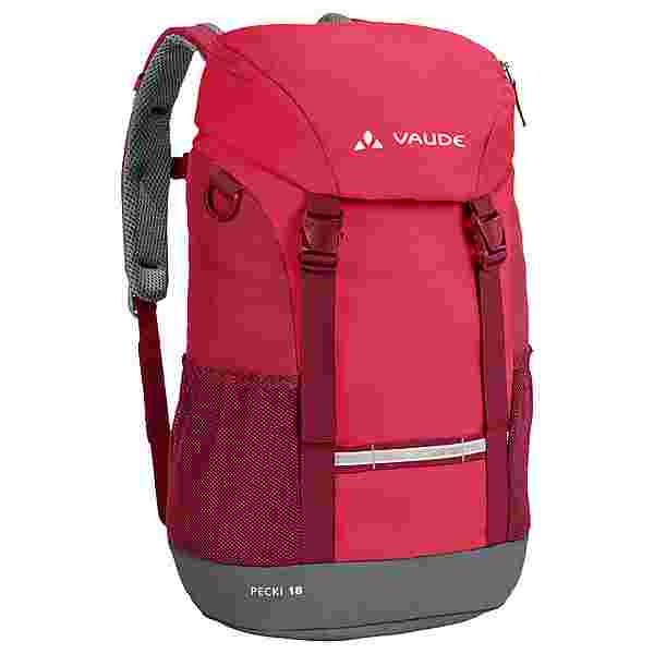 VAUDE Rucksack Pecki 18 Daypack bright pink
