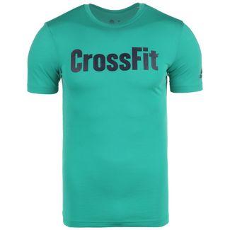 Reebok Speedwick CrossFit Funktionsshirt Herren grün