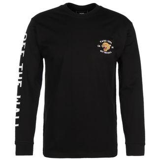 Vans Growler Sweatshirt Herren schwarz / dunkelgelb