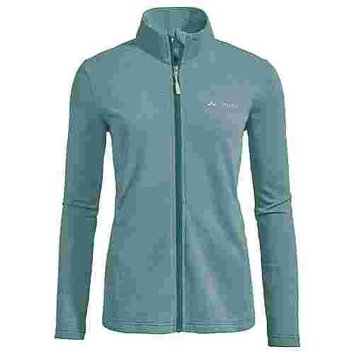 VAUDE Women's Valua Fleece Jacket Outdoorjacke Damen nickel green