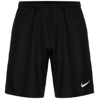 Nike League Knit II Fußballshorts Herren schwarz / weiß