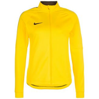 Nike Dry Academy 18 Trainingsjacke Damen gelb / schwarz