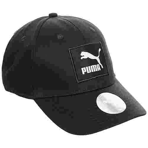PUMA Archive Logo Label Cap Herren schwarz