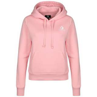 CONVERSE Star Chevron Embroidered Hoodie Damen pink