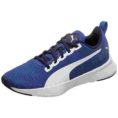 PUMA Flyer Runner Sneaker Kinder blau / weiß