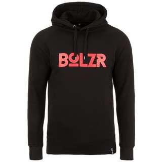 Bolzr Bolzr Hoodie Herren schwarz / rot