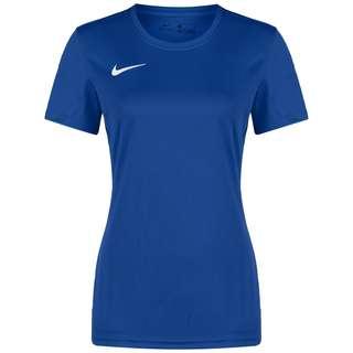 Nike Dry Park VII Fußballtrikot Damen blau / weiß