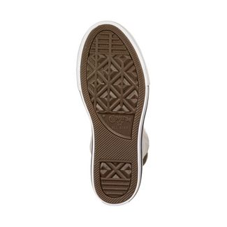CONVERSE Chuck Taylor All Star Seasonal High Sneaker Kinder hellgrau / weiß