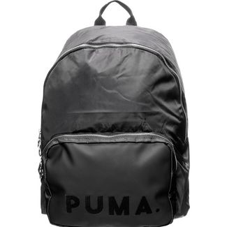 PUMA Rucksack Originals Trend Daypack Herren schwarz