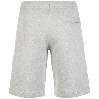 Nike Club19 Fleece TM Fußballshorts Herren anthrazit / weiß