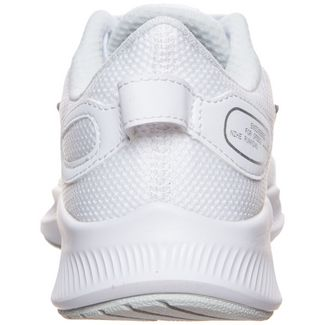 Nike RunAllDay 2 Laufschuhe Damen weiß / silber
