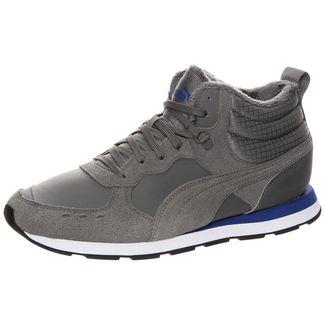 PUMA Vista Mid Winterized Sneaker Herren dunkelgrau / blau