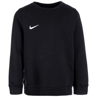 Nike Club19 Crew Fleece TM Funktionssweatshirt Kinder schwarz / weiß
