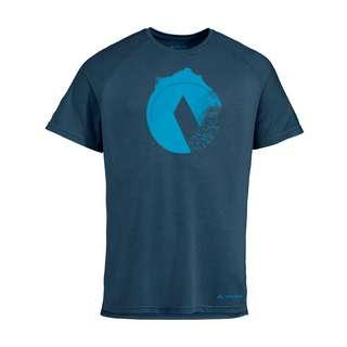VAUDE Men's Tekoa Shirt T-Shirt Herren baltic uni