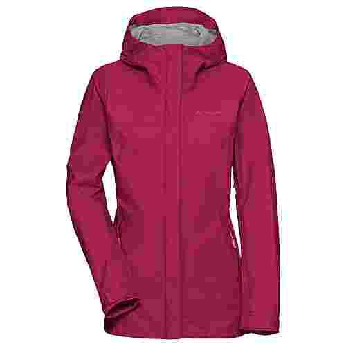 VAUDE Women's Lierne Jacket II Outdoorjacke Damen crimson red