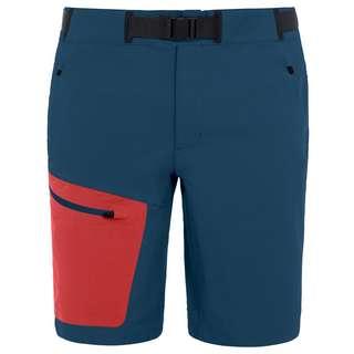 VAUDE Men's Badile Shorts Trekkinghose Herren baltic/mars red