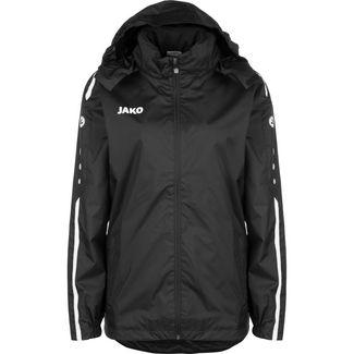 JAKO Striker 2.0 Trainingsjacke Herren schwarz / weiß