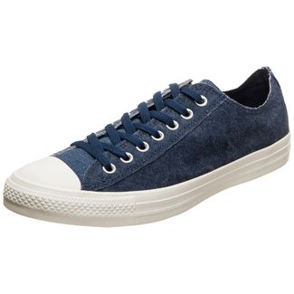 CONVERSE Chuck Taylor All Star Sneaker Herren dunkelblau / weiß