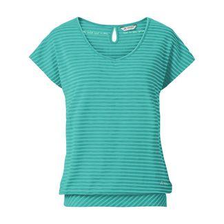 VAUDE Women's Skomer T-Shirt II T-Shirt Damen peacock