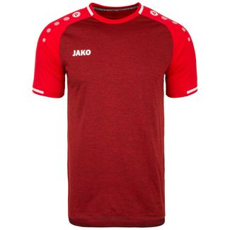 JAKO Prestige Fußballtrikot Herren rot / weiß