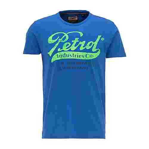 Petrol Industries Printshirt Herren Seascape