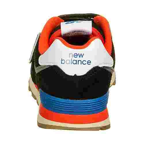 NEW BALANCE YV574-M Sneaker Kinder Sneaker Kinder schwarz