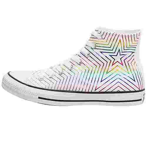 CONVERSE Chuck Taylor All Star Sneaker Damen weiß / bunt