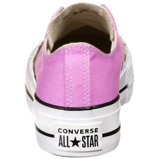 CONVERSE Chuck Taylor All Star Lift OX Sneaker Damen rosa