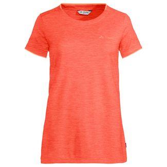 VAUDE Women's Essential T-Shirt T-Shirt Damen pink canary