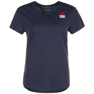 Reebok CrossFit AC Funktionsshirt Damen dunkelblau