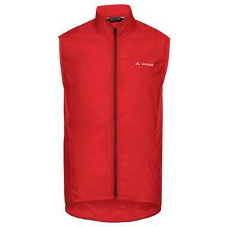 VAUDE Men's Air Vest III Outdoorweste Herren mars red