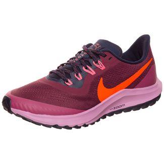 Nike Air Zoom Pegasus 36 Trail Laufschuhe Damen weinrot / rosa