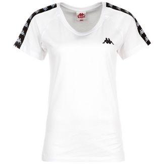 KAPPA Fimra T-Shirt Damen weiß