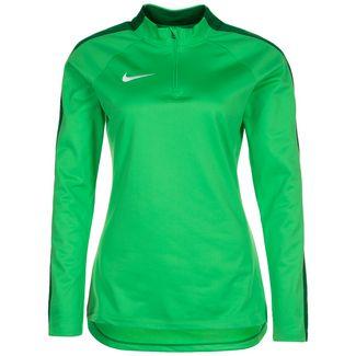 Nike Dry Academy 18 Drill Funktionsshirt Damen hellgrün / grün