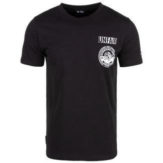 Unfair Athletics Downtown Corps T-Shirt Herren schwarz / weiß