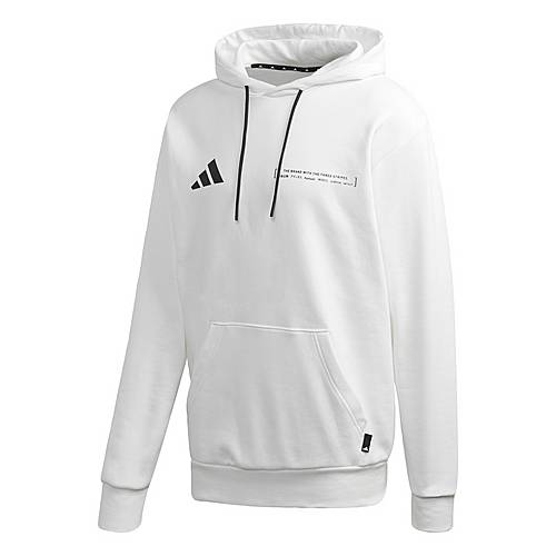 Adidas The Pack Sweatshirt Herren white im Online Shop von