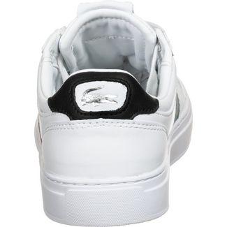 Lacoste Courtline Sneaker Herren weiß / grün