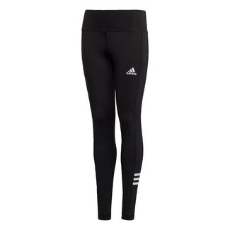 adidas Branded Tight Tights Kinder Black / White