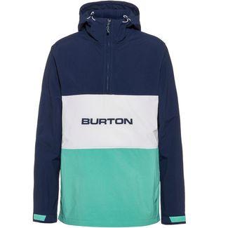 Burton Antiup Windbreaker Herren dress blue/buoy blue