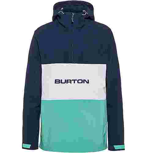 Burton Antiup Windbreaker Herren dress blue/buoy blue