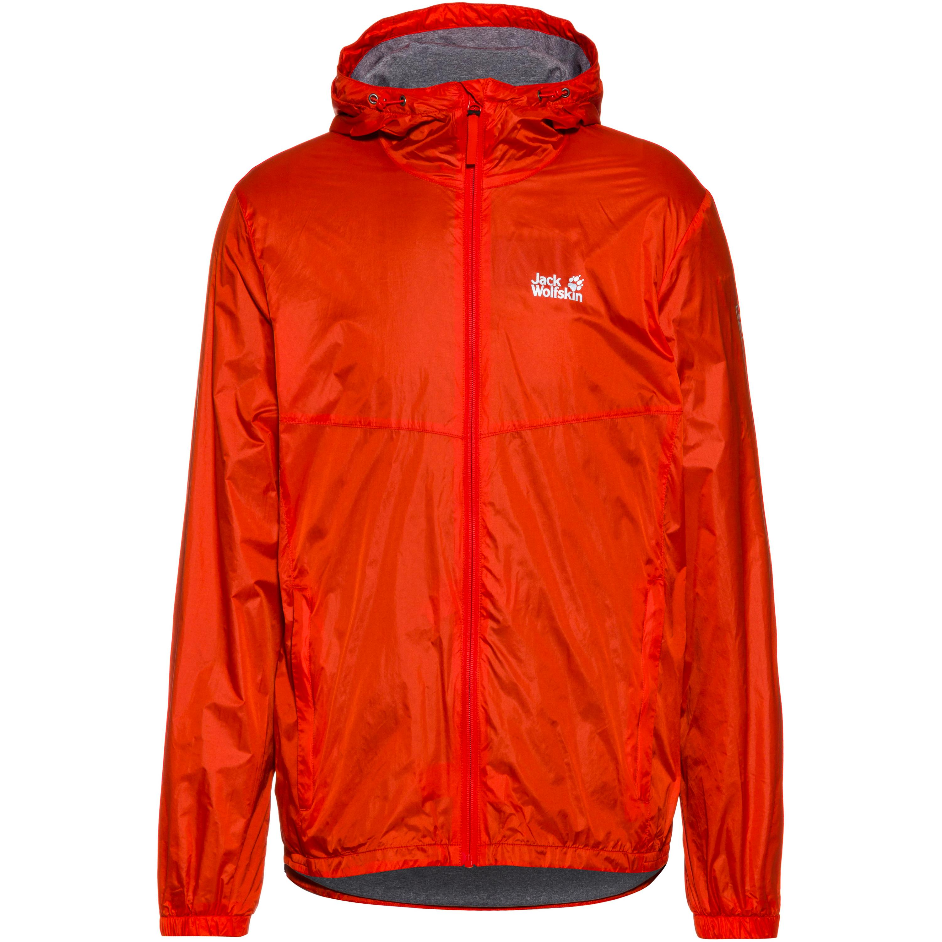 jack wolfskin -  Pack and Go JWP Breather Windbreaker Herren