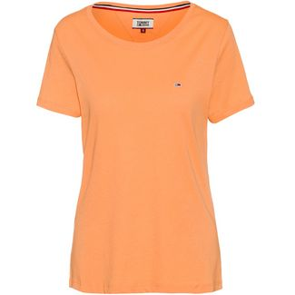 Tommy Hilfiger T-Shirt Damen melon orange