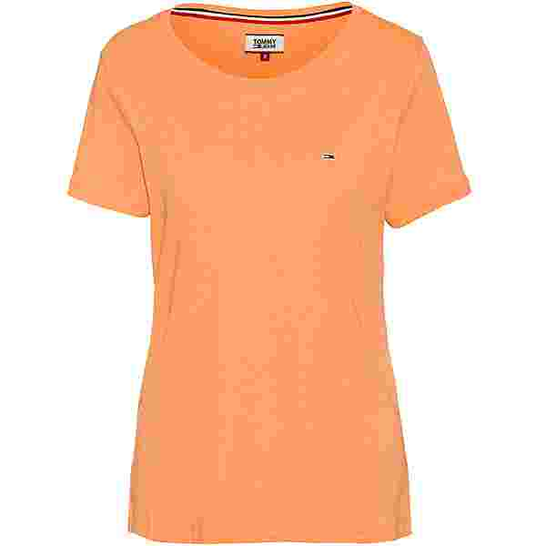 Tommy Hilfiger T-Shirt Damen melon orange