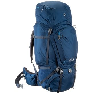 Jack Wolfskin Denali 65 wmn Trekkingrucksack Damen dark indigo
