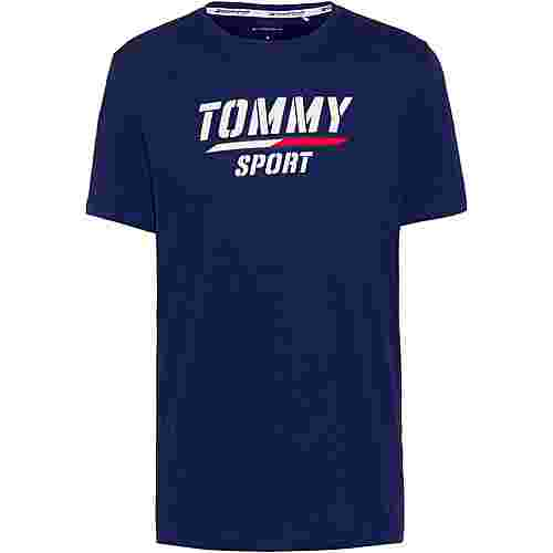 Tommy Hilfiger T-Shirt Herren blue ink